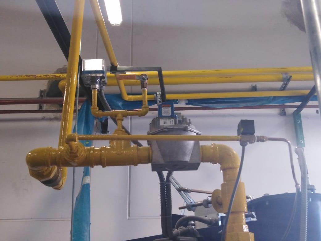 Válvula Solenoide para Gas