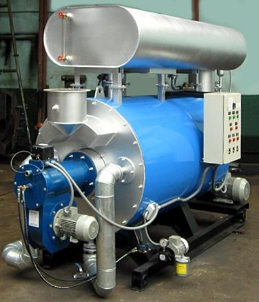 Calentador de Aceite Térmico a Petróleo
