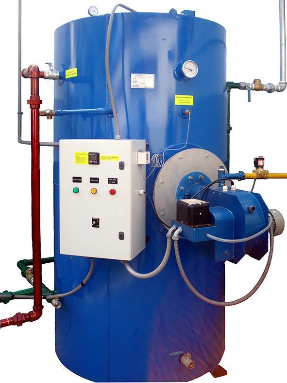 Calentadores de Agua a Gas con Sistema de Temperatura Constante